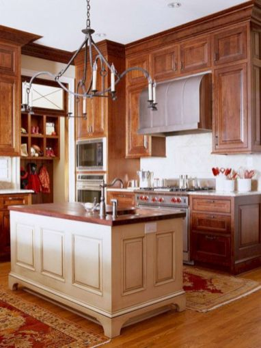 Cute kitchen remodels with white cabinets 17
