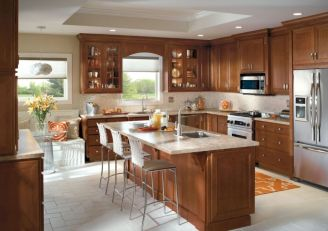 Cute kitchen remodels with white cabinets 19