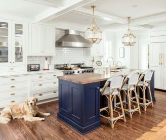 Cute kitchen remodels with white cabinets 20