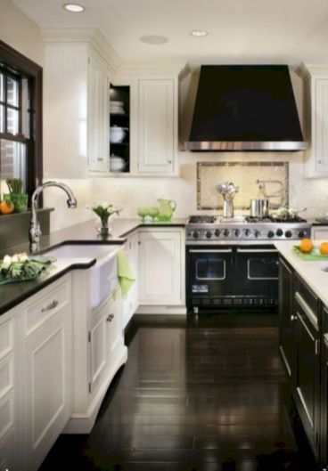 Cute kitchen remodels with white cabinets 27