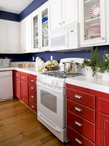 Cute kitchen remodels with white cabinets 37