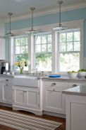 Cute kitchen remodels with white cabinets 43