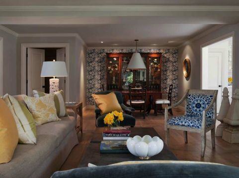 Dream home stay with comfortable living room ideas 15