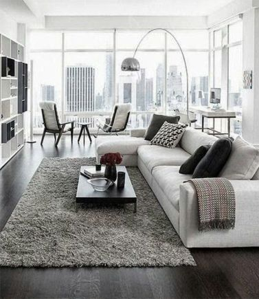 Dream home stay with comfortable living room ideas 20