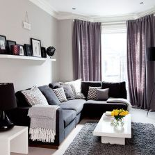 Dream home stay with comfortable living room ideas 36
