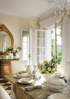 Excellent country decorating ideas for unique home 15