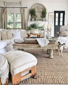 Excellent country decorating ideas for unique home 38