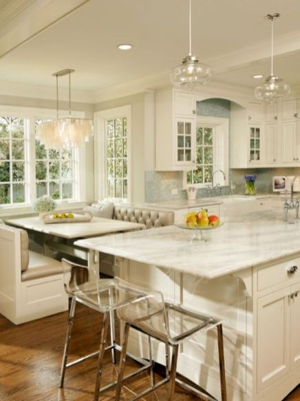 Fabulous all white kitchens ideas 07