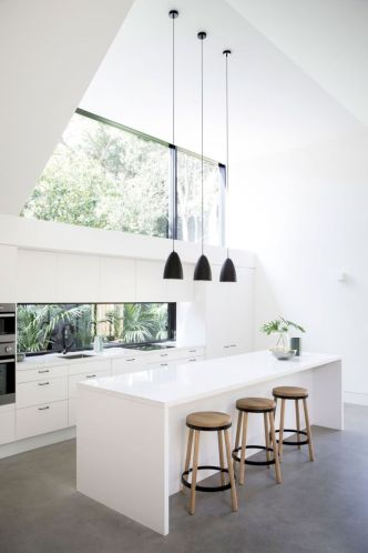Fabulous all white kitchens ideas 09