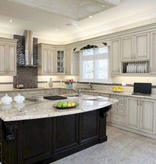 Fabulous all white kitchens ideas 20