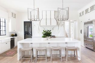 Fabulous all white kitchens ideas 21