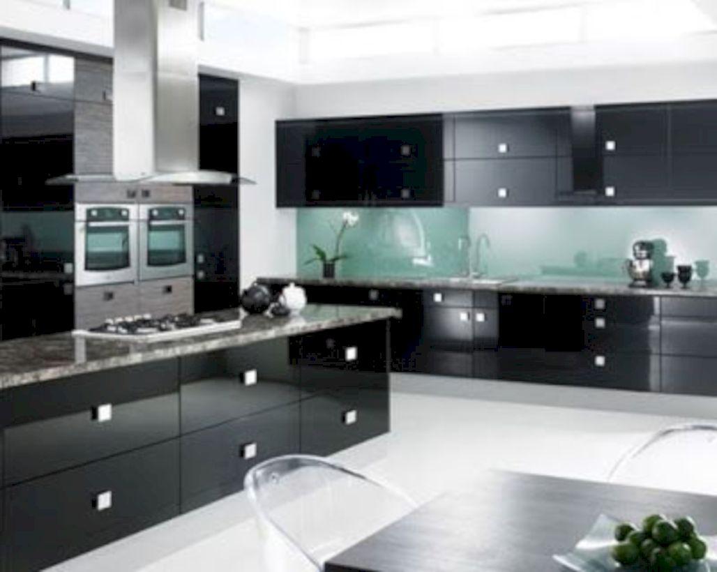 Fabulous all white kitchens ideas 40