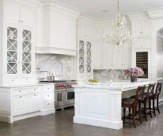 Fabulous all white kitchens ideas 42