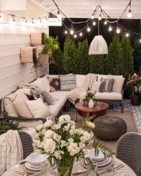 Gorgeous farmhouse living room decor design ideas 01