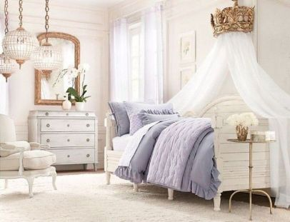 Gorgeous minimalist elegant white themed bedroom ideas 22