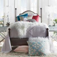 Gorgeous minimalist elegant white themed bedroom ideas 26