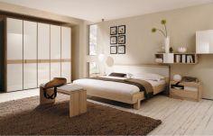 Gorgeous minimalist elegant white themed bedroom ideas 40