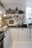 Impressive farmhouse country kitchen decor ideas 18