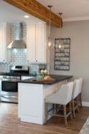 Impressive farmhouse country kitchen decor ideas 41