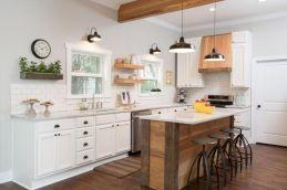 Impressive kitchens with white appliances 03