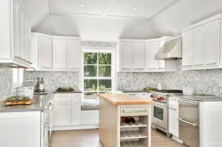 Impressive kitchens with white appliances 06