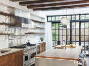 Impressive kitchens with white appliances 10