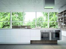 Impressive kitchens with white appliances 18