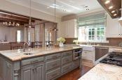 Impressive kitchens with white appliances 40