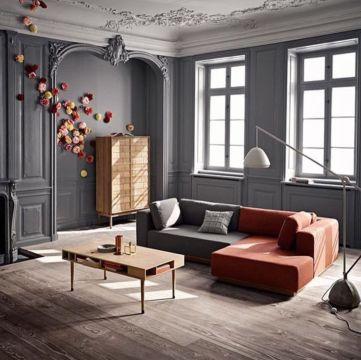 Inspiring minimalist sofa design ideas 19