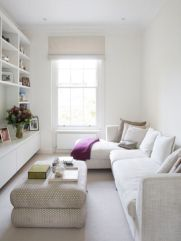 Inspiring small living room apartment ideas 44