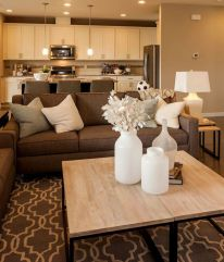 Inspiring small living room apartment ideas 47