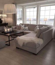 Inspiring small living room apartment ideas 60