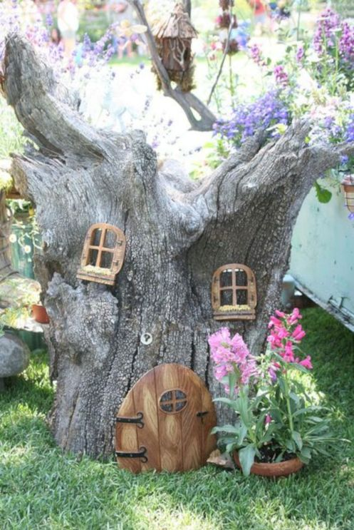 Lovely flowering tree ideas for your home yard 19