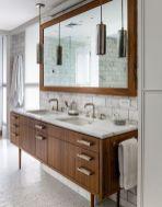 Most popular mid century modern bathroom lighting 21