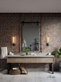 Most popular mid century modern bathroom lighting 31