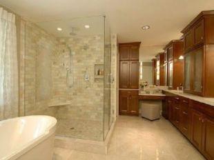Popular master bathroom design ideas for amazing homes 17