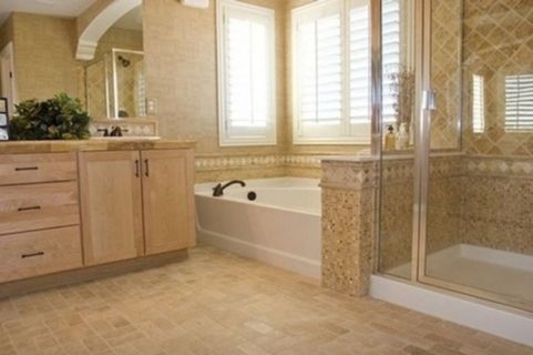 Popular master bathroom design ideas for amazing homes 21