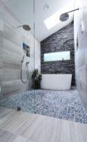Popular master bathroom design ideas for amazing homes 24