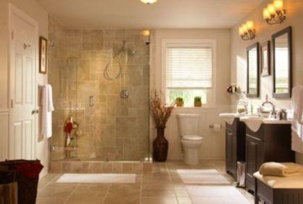 Popular master bathroom design ideas for amazing homes 50