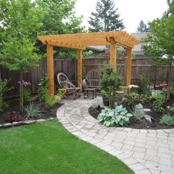 49 Pretty Small Backyard Ideas You Have To Know