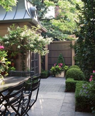 Pretty small backyard ideas you have to know 12