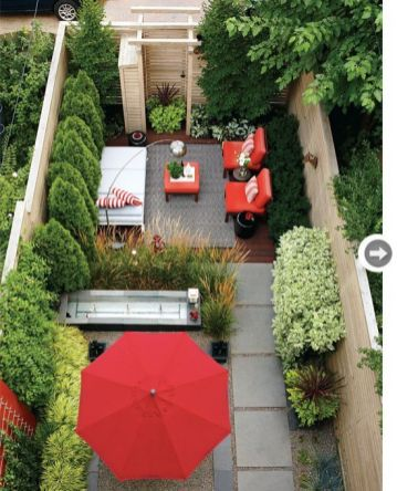 Pretty small backyard ideas you have to know 13