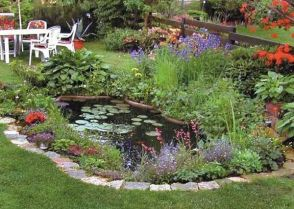 Pretty small backyard ideas you have to know 41