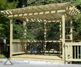 Relaxing gazebo design ideas you can copy 15