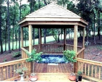 Relaxing gazebo design ideas you can copy 21