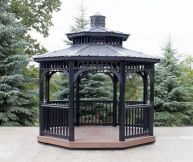 Relaxing gazebo design ideas you can copy 23