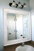 Stunning bathroom mirror decor ideas 02