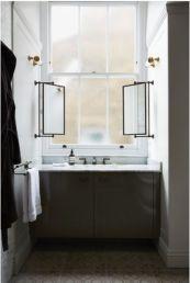 Stunning bathroom mirror decor ideas 21