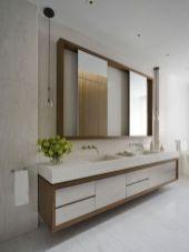 Stunning bathroom mirror decor ideas 24