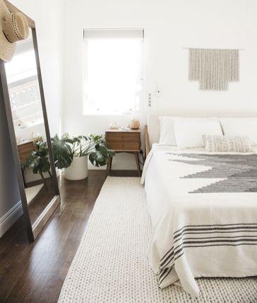 Stunning minimalist bedroom ideas on a budget 07